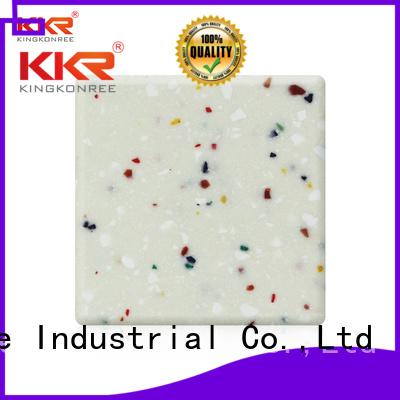 Wholesale 96 modified acrylic solid surface KingKonree Brand