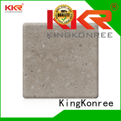 KingKonree Brand artificial solid texture solid surface sheets