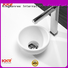 above selling above counter basins oval KingKonree Brand company