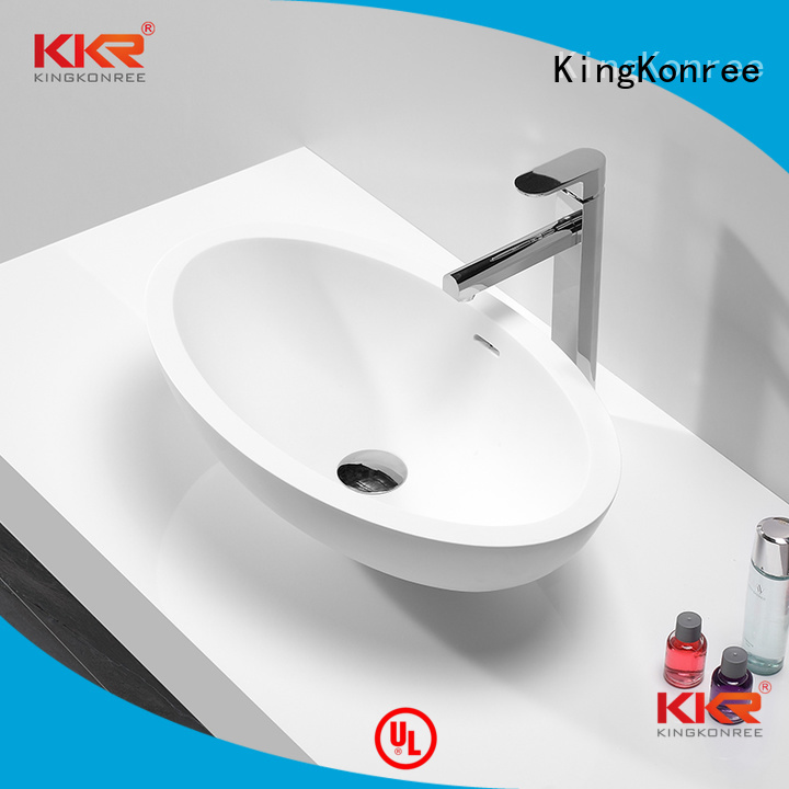 surface Custom kkr above above counter basins KingKonree quality
