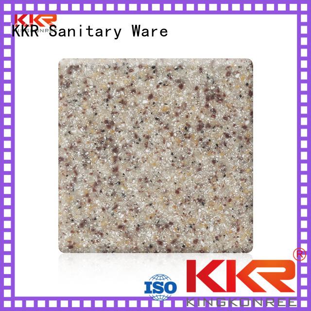 Hot length modified acrylic solid surface kkr surface KingKonree Brand