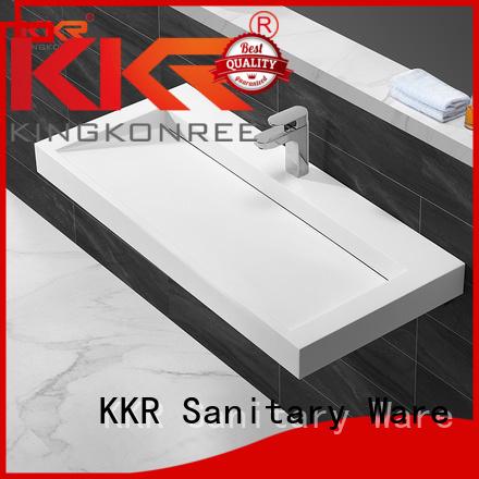 wall mounted bathroom basin towel wash Bulk Buy mounted KingKonree