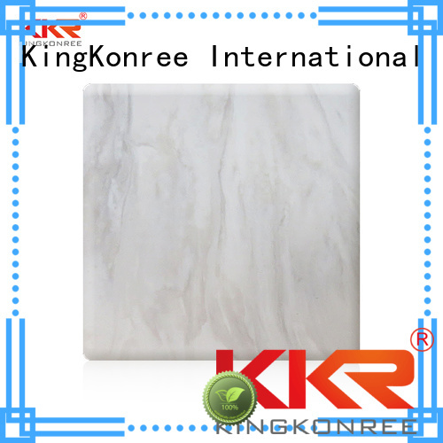 KingKonree Brand sheets kkr solid acrylic sheet pattern supplier
