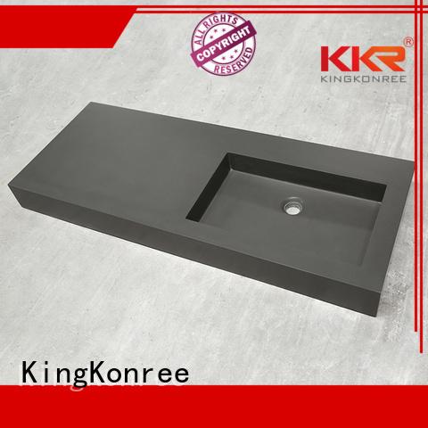 sanitary small kkr KingKonree Brand cloakroom basin with cabine supplier