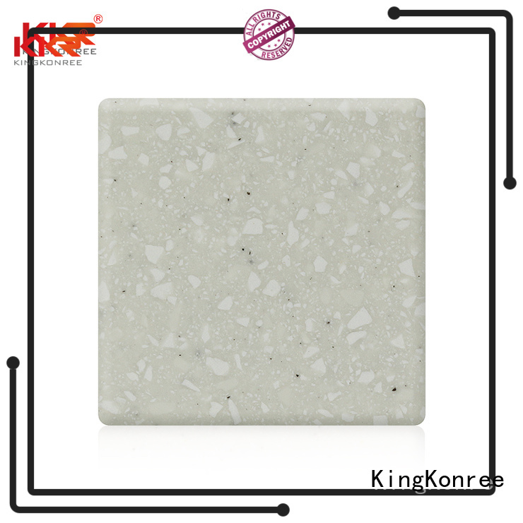 modified acrylic acrylic solid surface sheet kkr sheets KingKonree Brand