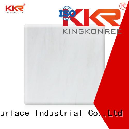 pattern solid sheets solid surface sheets KingKonree Brand company