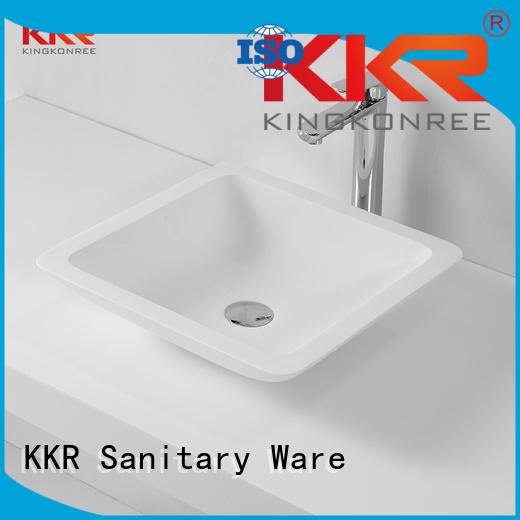 pure above counter basins wash KingKonree company