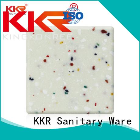 Hot length acrylic solid surface sheet solid KingKonree Brand
